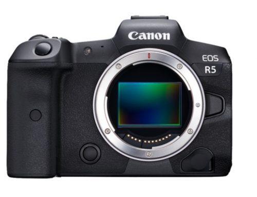 Canon EOS R5 Yolda…
